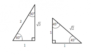 trig references triangles